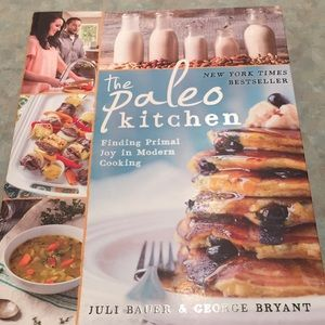 Other - The paleo kitchen cookbook